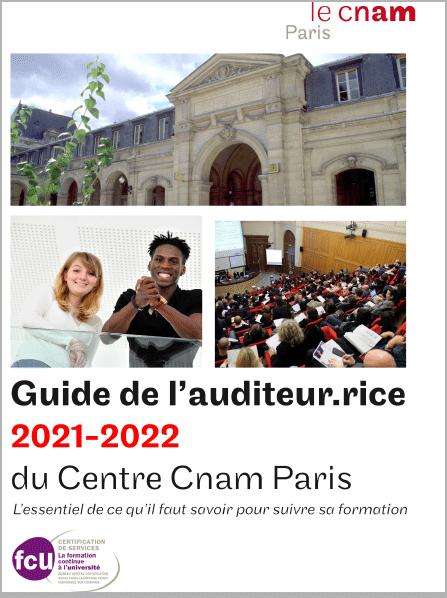 Guide Cnam Paris