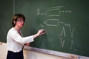 Professeure Catherine Algani